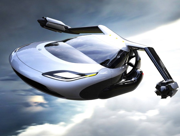 A vehicle for real high-flier